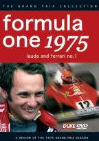 Formula One Review: 1975 - Lauda and Ferrari No. 1