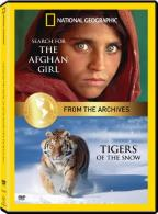 National Geographic: Tigers of the Snow/Search for the Afghan Girl