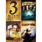 3 Action Adventure Movies