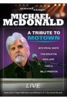 Soundstage - Michael Mcdonald: A Tribute To Motown - Live