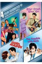 Elvis Presley Girls: 4 Film Favorites