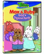 Max And Ruby - Rubys Pajama Party (Eng/Frn/6