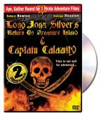 Long John Silver's Return To Treasure Island/Captain Calamity