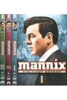 Mannix: Seasons 1-3