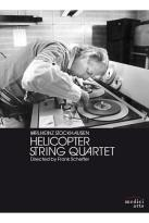 Stockhausen - Helicopter String Quartet