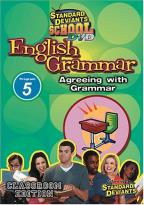 Standard Deviants - English Grammar Module 5: Agreeing with Grammar