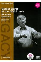Gunter Wand at the BBC Proms: Bruckner - Symphony No. 5