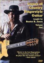 Legacy of Country Fingerstyle Guitar - Vol. 1