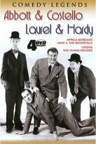 Abbott & Costello / Laurel & Hardy