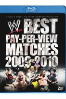 WWE: The Best PPV Matches of Year 2009-2010