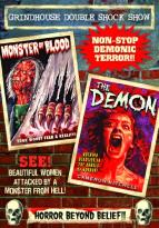 Grindhouse Double Shock Show: The Demon/Monster of Blood