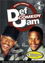 Def Comedy Jam: All Stars Vol. 1