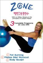Zone - Pilates Mat and Ball Workout