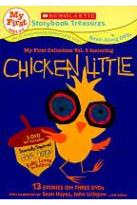 Scholastic Storybook Treasures: My First Collection, Vol. 3 Featuring Chicken Little