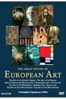 Great Epochs of European Art