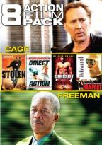8 Action Film Pack