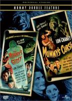 Mummy Double Feature - The Mummy's Ghost/The Mummy's Curse