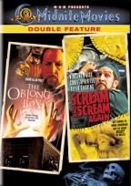 Oblong Box, The/Scream and Scream Again Midnite Movies Double Feature