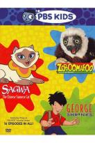 PBS Kids: Zoboomafoo With the Kratt Brothers/Sagwa/George Shrinks