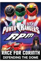 Power Rangers R.P.M., Vol. 2 - Race For Corinth