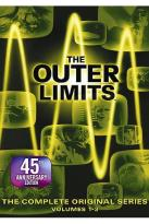 Outer Limits Original Series Complete Box Set