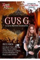 Rock House Method: Gus G. - Lead & Rhythm Techniques