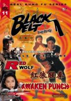 Black Belt Theatre Double Feature - Red Wolf/Awaken Punch