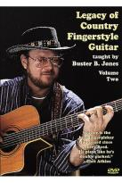 Legacy of Country Fingerstyle Guitar - Vol. 2