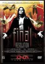 TNA Wrestling - Final Resolution 2005