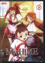 My-HiME - Vol. 2