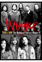 Winger - Then and Now: The Making Of Pull and Winger IV