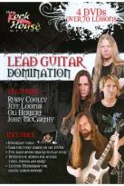 Rock House Method: Lead Guitar Domination