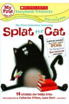 Scholastic Storybook Treasures: My First Collection Featuring Splat the Cat
