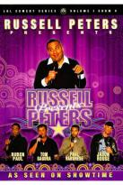 Russell Peters Presents