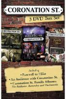 Coronation St - 3 DVD Box Set