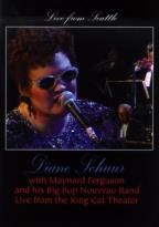 Diane Schuur - Live From Seattle: With Maynard Ferguson And His Big Bop Noveau Band
