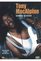 Tony MacAlpine: Shred Guitar