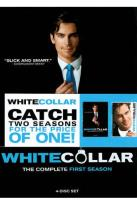 White Collar: The Complete First and Second Seasons
