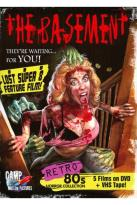 Basement: Retro 80s Horror Collection