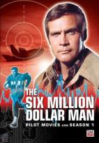 Six Million Dollar Man - The Complete First Season