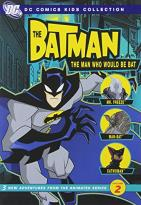 Batman: The Man Who Would Be Bat - Season 1 Vol. 2