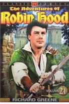 Adventures of Robin Hood, Vol. 21