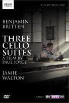 Jamie Walton: Benjamin Britten - Three Cello Suites