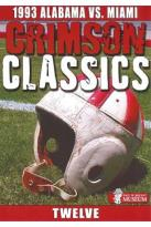 Crimson Classics: 1993 Alabama vs. Miami