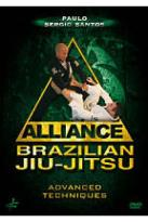 Paulo Sergio Santos: Alliance Brazilian Jiu-jitsu - Advanced Techniques