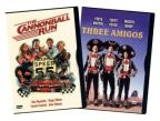 Cannonball Run/Three Amigos! 2- Pack