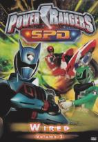Power Rangers S.P.D. Vol. 3: Wired