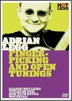 Adrian Legg - Fingerpicking and Open Tunings