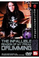 Aquiles Priester: The Infallible Reason of My Freak Drumming