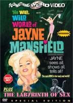 Jayne Mansfield - Wide Wide World Of/Labyrinth Of Sex
